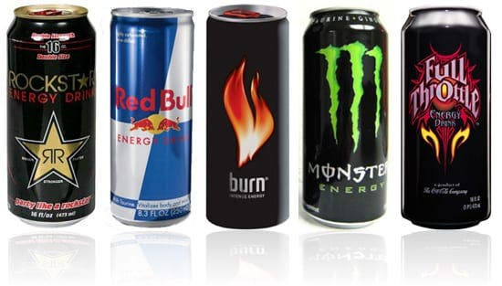 Spain tops energy drinks market as it emerges they  'can make children pile on pounds´