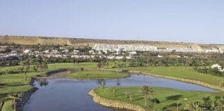 almeria golf course