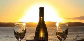 wine sun
