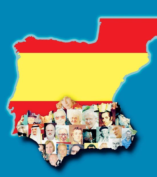 Who is the most influential expat in Spain over the last 200 years?