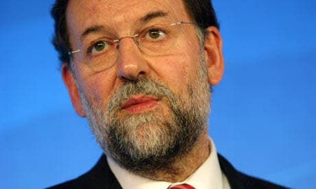 Rajoy announces €8.9 billion of cuts and tax increases