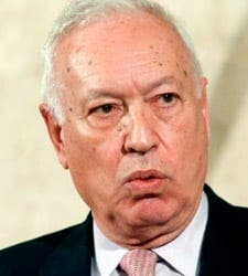 spain foreign minister Jose Manuel Garcia Margallo calls for rescue fund boost