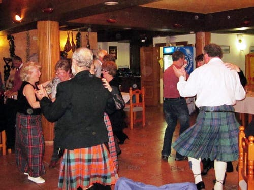 Almerimar Burns Night