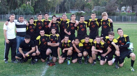 Axarquia Rugby Club victorious