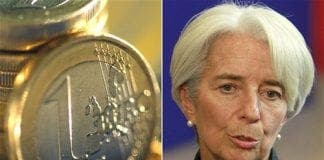 imf boss Christine Lagarde predicts two years recession spain