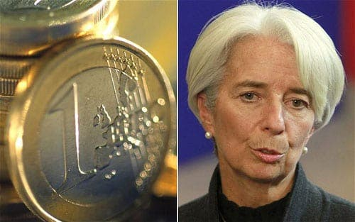 IMF foresees two more years of recession in Spain