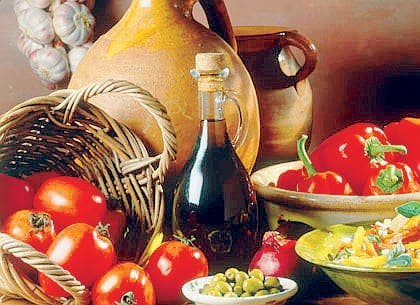 Mediterranean diet adds years to your life