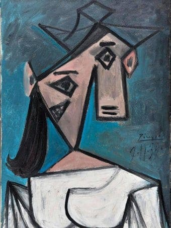 Picasso painting stolen from Athens gallery