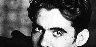 search for federico garcia lorca in alfacar in spain