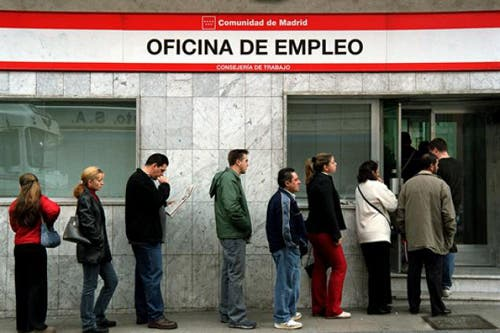 Taxing times as unemployment rises in Spain
