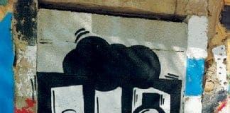 graffiti art or vandalism spain