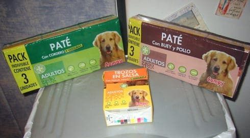 Dog food panic spreads around Spain