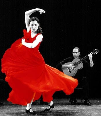 Still passionate about Flamenco