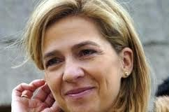princess cristina in dock in spain