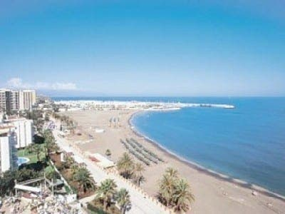Benalmadena Town Hall bans swimming before 11am