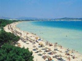 Puerto del Alcudia Mallorca
