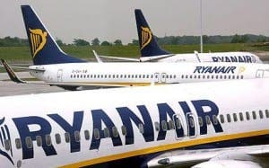 Ryanair cancels Almeria to Liverpool route