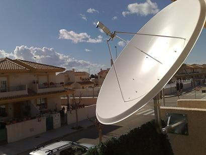 Spain faces UK TV turn-off