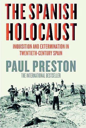 New book explores 'Spanish holocaust'