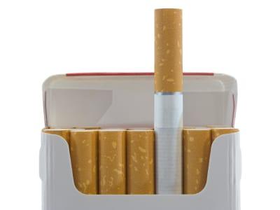 Gibraltar cigarette seizure