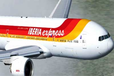 Iberia Express takes off