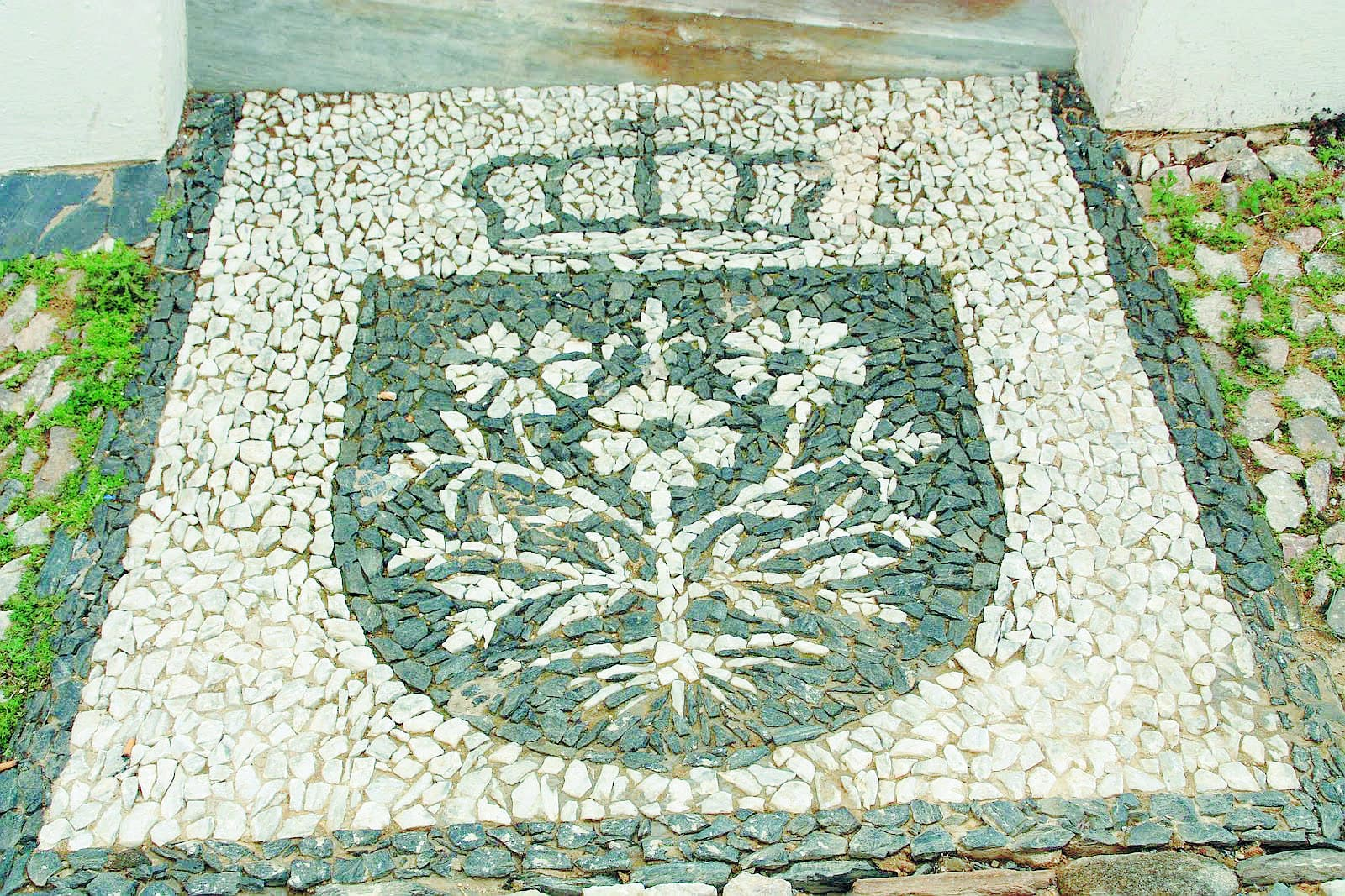 Mad for mosaics in the Aracena
