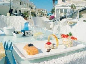 Landings restaurant gibraltar