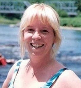 Expat teacher found dead in suitcase did not kill herself