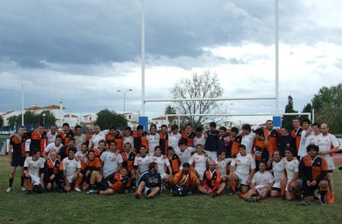 The rugby family