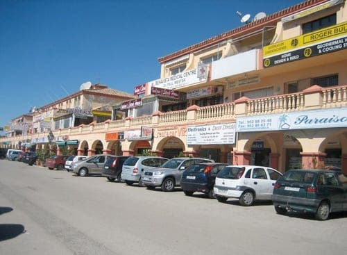 A home from home on the Costa del Sol