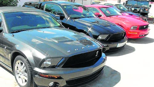Mustang must-haves in Estepona