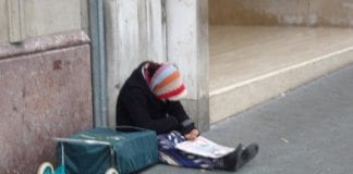 calls for a homeless shelter in marbella