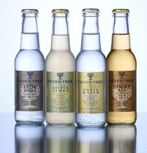 It gives you Fever-Tree!