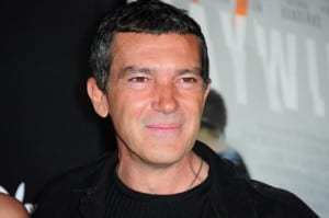 Antonio Banderas animated acting