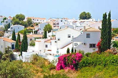 Plan to begin legalising homes on the Costa del Sol