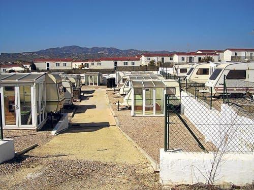 Don't make us homeless in Almeria!