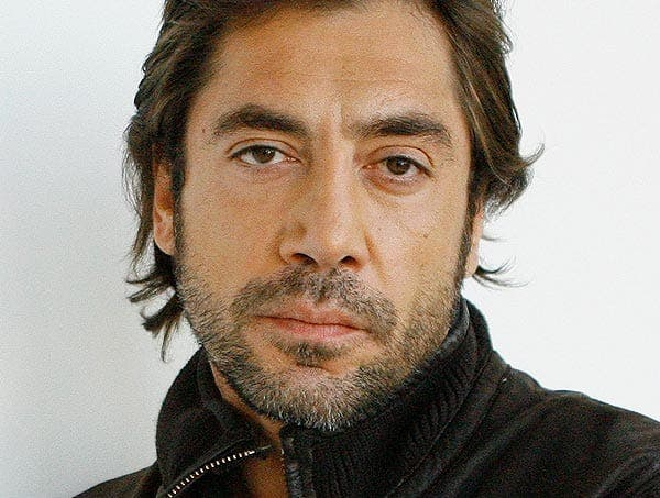 Javier Bardem keeping it in the family