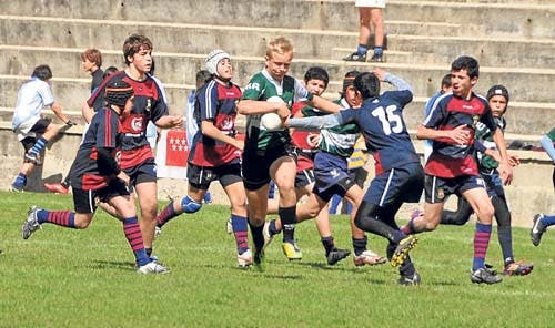 Finals dream for Costa del Sol rugby youngsters