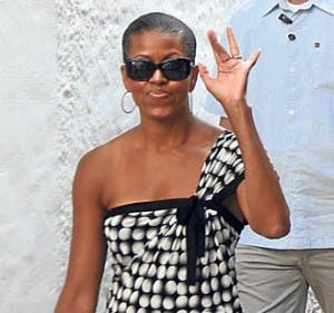 Michelle Obama holiday in Marbella costs thousands