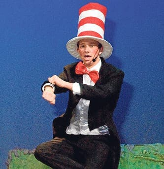 Seussical the Musical takes San Roque by storm!