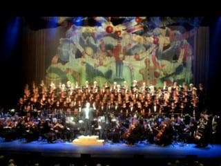 American choir announce concert in Granada