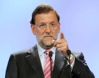 Spanish Prime Minister warns of tough times ahead despite €100 billion bailout