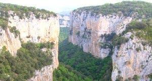foz de arbuyan canyon