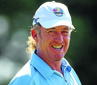 Miguel Angel Jimenez to play in Butterfly event at Aloha Golf
