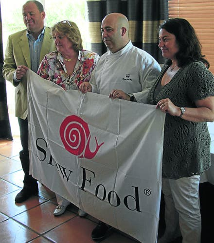 Taking the Slow Food route for growth in Andalucia