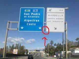 Warning to Costa del Sol speed demons