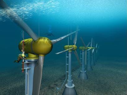 Spanish company increases tidal power