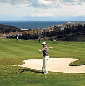 Pain in Spain for McDowell