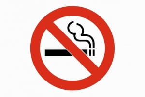 Spaniards support smoking ban