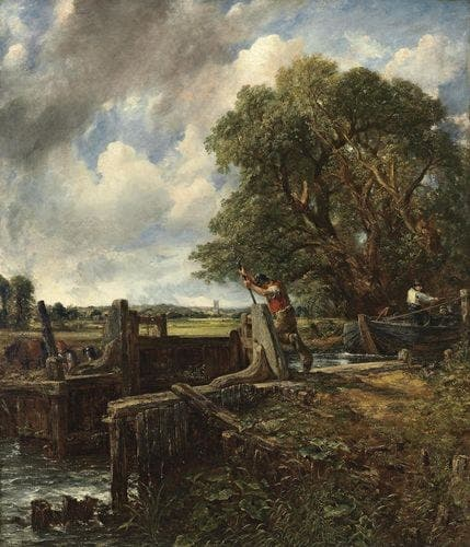Spanish baroness Carmen Thyssen selling Constable painting